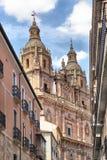 Pontifical University in Salamanca, Royalty Free Stock Photos