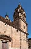 Pontifical University of Salamanca. Spain Stock Photos