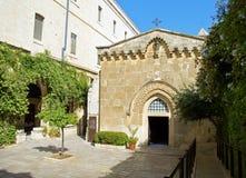 Pontius Pilate-` s Gericht, Jerusalem, Israel Stockbilder
