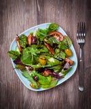 Ponto baixo misturado - salada da caloria Imagem de Stock