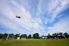 Ponto de Greenwell, NSW Fotos de Stock