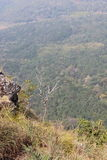 Ponto de opinião da rocha da agulha, Gudalur, Nilgiris, Tamilnadu, coimbatore Foto de Stock Royalty Free