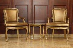 Ponto de reunião luxuoso imagens de stock royalty free