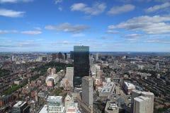 Ponto de vista de Boston Massachusetts EUA fotos de stock royalty free