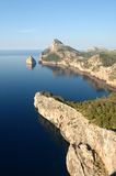 Ponto de vista de Formentera Imagem de Stock