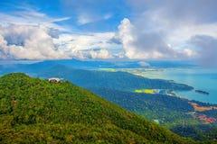 Ponto de vista de Langkawi Foto de Stock Royalty Free