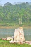 Ponto de vista do parque nacional de Khao Yai, Tailândia Imagem de Stock