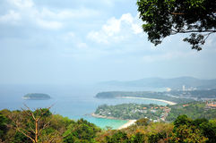 Ponto de vista, Phuket Imagem de Stock Royalty Free