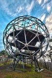 Ponto de vista Spheric Fotografia de Stock