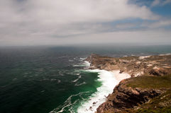 Ponto do cabo, África do Sul Imagens de Stock
