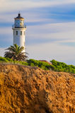 Ponto Fermin Lighthouse Fotos de Stock Royalty Free