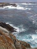 Ponto Lobos, Califórnia Imagens de Stock Royalty Free