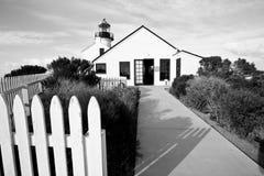 Ponto Loma Lighthouse Imagem de Stock Royalty Free