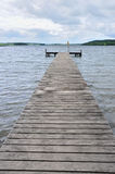 Pontoon Royalty Free Stock Photos