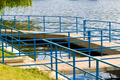 Pontoon Stock Image