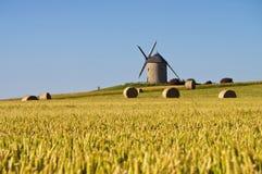 Pontorson Moulin De Moidrey w Normandy zdjęcie stock