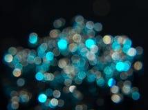 Pontos azuis Fotos de Stock Royalty Free