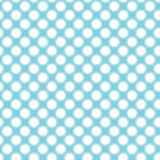 Pontos azuis Imagem de Stock Royalty Free