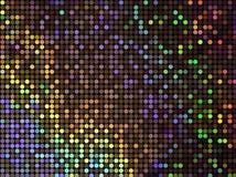 Pontos coloridos Fotografia de Stock