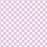 Pontos cor-de-rosa Fotografia de Stock Royalty Free