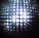 Pontos da luz Imagem de Stock
