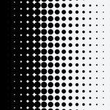 Pontos de intervalo mínimo no fundo branco ilustração do vetor