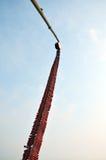 Pontos dos foguetes no festival de Qingming Imagem de Stock Royalty Free