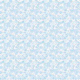 Pontos e fundo azuis das manchas Foto de Stock