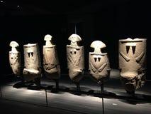 Pontremoli   Statuy stela   Antyczny Stuatues Obraz Royalty Free