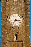Pontremoli torre del Cacciaguerra Royalty Free Stock Image
