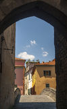 Pontremoli (Tuscany) Stock Image