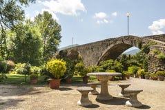 Pontremoli (Tuscany) Royalty Free Stock Photography