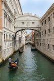 Ponts à Venise Italie Photos stock