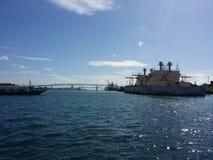 Ponts de Mactan-Cebu photos stock