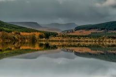 Pontsticill-Reservoir Stockbilder