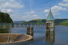 Pontsticill reservoir royalty free stock photography