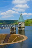 Pontsticill reservoir Royalty Free Stock Photos
