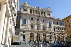 Pontyfikalny Gregoriański uniwersytet w Rzym Obraz Royalty Free