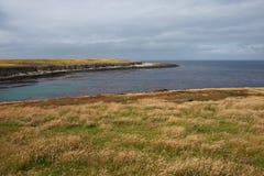 Ponura wyspa fotografia royalty free