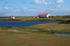 Ponura wyspa obrazy royalty free