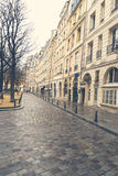 Ponury dzień w Paryż Zdjęcie Stock