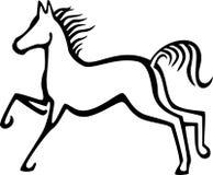 pony Immagini Stock
