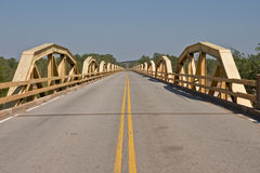 Pony Bridge on Route 66 Royalty Free Stock Photography