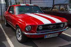 Pony car Ford Mustang GT Stock Photos