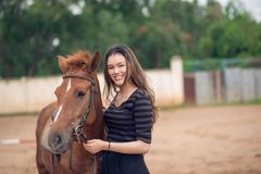 Pony club Royalty Free Stock Image