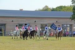 Pony Club Royalty Free Stock Photos