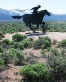 Pony Express Royalty Free Stock Photography