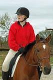 Pony Rider Royalty Free Stock Photos