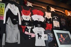 Pony Store de piedra en el parque de Asbury, NJ Fotos de archivo libres de regalías