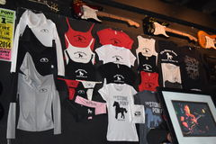 Pony Store en pierre en parc d'Asbury, NJ Photos libres de droits